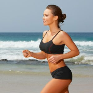 Is it harder to exercise with breast implants photo